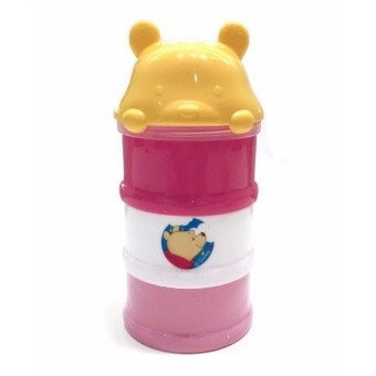 MKN568 - Disney Baby 3-Stage Milk Powder Container (Available 3 color)