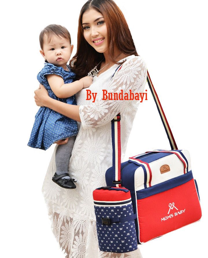 MBT 3027 - Tas Besar TBSD New Classic Series Mom's Baby
