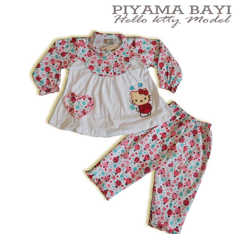 ... Baju Anak Bayi Baju Tidur Bayi Hello Kitty In Turtles - PYP461 ...
